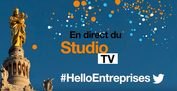 Studio TV Orange Business Services