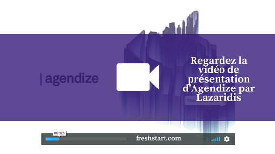Agendize pour le Lazaridis Scale Up program