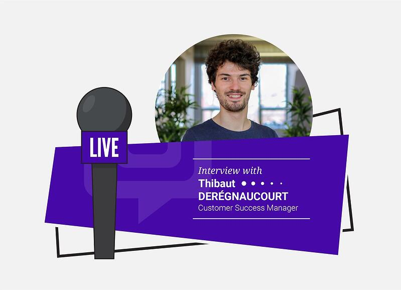 Interview with Thibaut